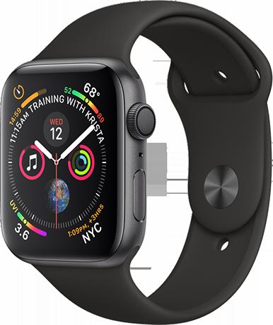Частые поломки Apple Watch series 4