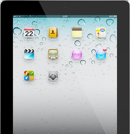 Частые поломки iPad 2