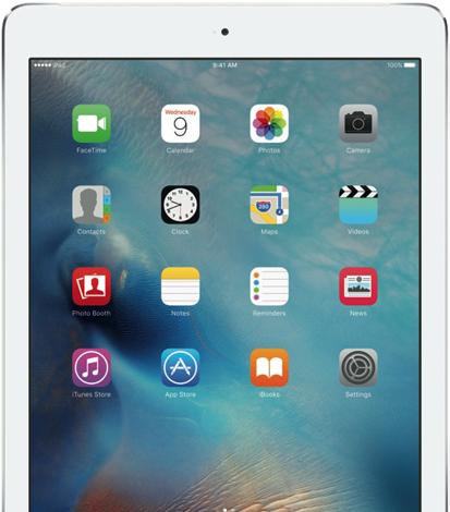 Частые поломки iPad Air 2