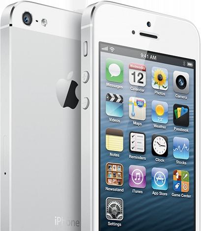 Частые поломки iPhone 5