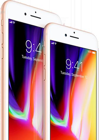Частые поломки iPhone 8