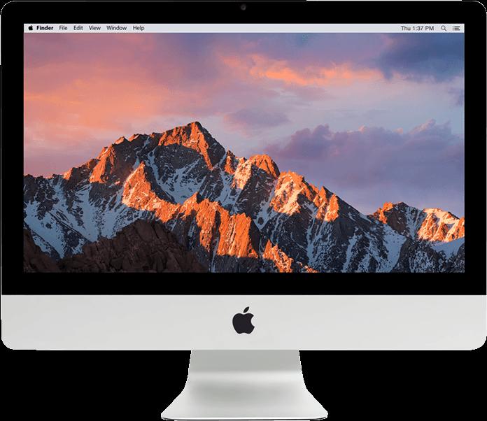 Ремонт iMac 21