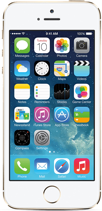 Ремонт Замена тачскрина на iPhone 5s